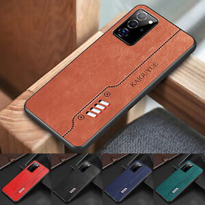 Case For Samsung Galaxy A12 A32 A42 A52 A72 5G Luxury Slim Leather Rubber Cover