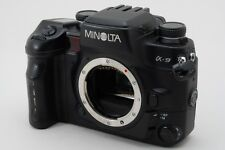 """Exc+++"" MINOLTA α9 a-9 Alpha 9 (Maxxum 9/Dynax 9) Film Camera From Japan A895"