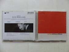 CD ALBUM TONY WILLIAMS Spring 50999 2 65138 2 9