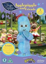 IN THE NIGHT GARDEN - IGGLEPIGGLE & FRIENDS - DVD - REGION 2 UK