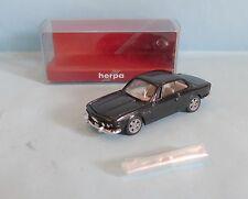 20810 HERPA / GERMANY / BMW 3.0 CSI NOIRE HO 1/87