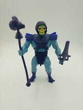 Vintage 1981 He Man Masters of the Universe Soft Head Skeletor MOTU Complete