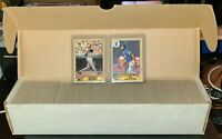 1987 Topps Complete Set Baseball Cards Barry Bonds Bo Jackson Rookie Mint