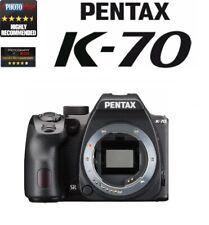 Pentax K-70 Digital SLR Camera Body (Black)