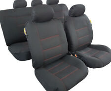 100% Cotton Canvas Airbag Seat Cover Universal Fit Front & Rear for Tacoma TRD
