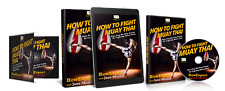 How To Fight Muay Thai(Ebook + Audio + Online Video Course) - HowExpert