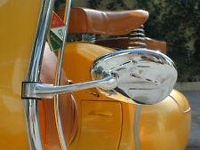 Vintage Lambretta LI TV Vespa GS 150 160 VBB Super Sprint legshield left mirror
