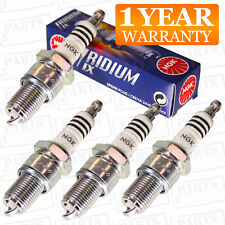 NGK BCPR7EIX Iridium IX 4x Ignition Spark Plug 4 Pack x4 Replacement Service