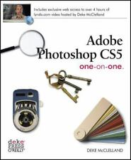 Adobe Photoshop CS5 One-on-One, McClelland, Deke, Acceptable Book