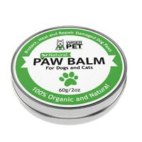 Dog Paw Cream - Natural -  Soothes, Protects & Heals Sore & Cracked Paws & Noses