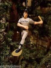 Jack Clark New York Yankees NY MLB Baseball Christmas Tree Ornament Gray Jersey