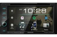 """Kenwood DDX376BT 2-DIN 6.2"""" Touchscreen Car Stereo DVD Player Receiver *DDX376"""