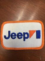 New!! Rare Vintage Jeep Patch