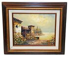 Pierre Bonnard (?) Framed French ORIGINAL OIL PAINTING ON CANVAS ~ MAKE AN OFFER