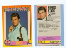 20 of the same Robert Stack Hollywood Walk of Fame card  #173 The Untouchables