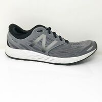 New Balance Mens Zante V3 MZANTGG3 Gray Running Shoes Lace Up Low Top Size 13 D