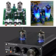 6J1 Hifi Stereo Electronic Tube Preamplifier Board Finished Preamp Amplifer Q8