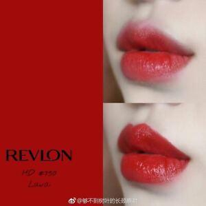 REVLON New Ultra HD Lipstick Gel Acid Hyaluronic 750 Magma HD