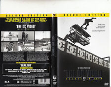 The DC Video-2003-Delux Edition-By DC Shoes-Skateboarding-DVD