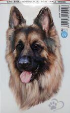 German Shepherd Dog  -  Sticker Decal