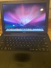 """Black Apple MacBook A1181 13.3"""" Laptop - Works Great Battery Doesn't  Hold Charg"""