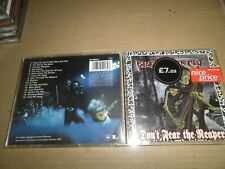 Best of   -   Blue Oyster Cult,   [Don't Fear the Reaper],  cd 15 tracks