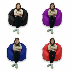 Childrens Kids Bean Bag Waterproof Gaming Chair Outdoor Garden Beanbag Seating