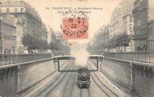 PARIS - Boulevard Péreire - Pont de la rue Guersant (train)