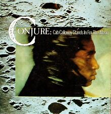 CONJURE: CAB CALLOWAY Stands in for the Moon 1988 (13 tracks) CD IMPORT RARITA'