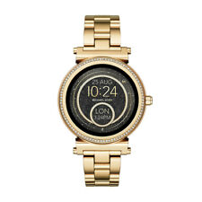 Michael Kors Access MKT5021 Sofie Gold Touchscreen Smartwatch 42MM NEW SEALED