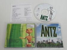 ANTZ/SOUNDTRACK/HARRY GREGSON-WILLIAMS(ANGEL TOCP-65090) JAPÓN CD ÁLBUM