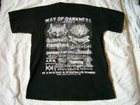 V.A. DISMEMBER,FLESHCRAWL,NAGLFAR,UNLEASHED… – original 2007 WAY OF DARKNESS Fes