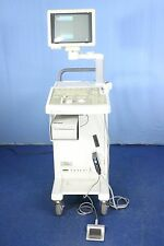 GE RT3200 Advantage II Ultrasound with Transducer Printer and Warranty