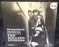 Rolling Stones December's Children Sealed Vinyl Record Lp USA 1965 LL 3451 Mono