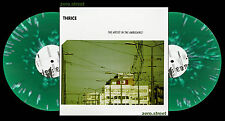 THRICE Artist In The Ambulance 2xLP on GREEN SPLATTER VINYL New STILL SEALED