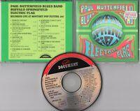 Paul Butterfield Blues Band CD ELECTRIC FLAG live Monterey Festival 1967 - MINT
