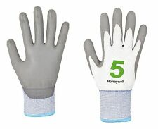 1 Pair of Honeywell 2318768 VERTIGO GREY PU 5 Gloves - size 7 to 11