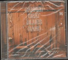 CANNED HEAT Blues Band NEW SEALED CD 12 track