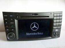 2017 mapa V14 Mercedes E Clase CLS W211 W219 Comand APS NTG2.5 GPS Navegación DVD