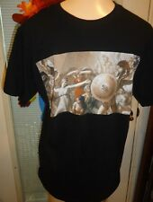 MENS ASPHALT GRAPHIC PRINTED T SHIRT SIZE MED / COOL GRAPHIC