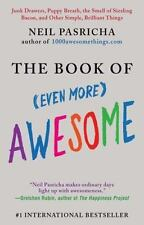 The Book of (Even More) Awesome by Neil Pasricha (2012, Paperback)