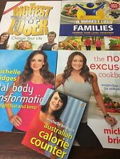 MICHELLE BRIDGES BIGGEST LOSER Set of 4 No Excuses Families Total Body