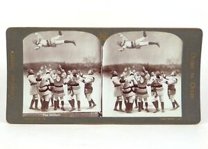 """Canadian Scenery Stereoview """"The Bounce."""" Nerlich & Co ©1905"""