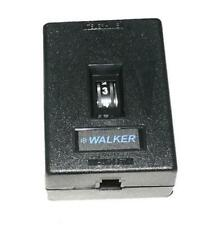 Walker 50803.001 Battery Powered in-line Phone Receiver Amplifier - W-10BP-BK