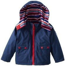 JOJO MAMAN BEBE ⭐️ 4-in-1 Waterproof COAT 12-18 Polar Fleece lined Rain Jacket