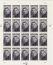 USA 2000 MNH FULL SHEET BLACK HERITAGE PATRICIA ROBERTS HARRIS