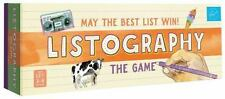 Listography: The Game: May the Best List Win!: By Nola, Lisa, Forrest-Pruzan ...