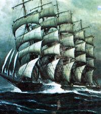 LE  5 MATS VOILIER  Yt 1762 FRANCE FDC ENVELOPPE PREMIER JOUR