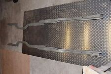 FORD ESCORT MK2 MARK 2 COMPLETE CHASSIS LEGS X 6 FRONT, MIDDLE AND REAR - NEW
