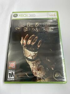 Dead Space White Label 1st Print (Microsoft Xbox 360 2008) FACTORY SEALED! RARE!